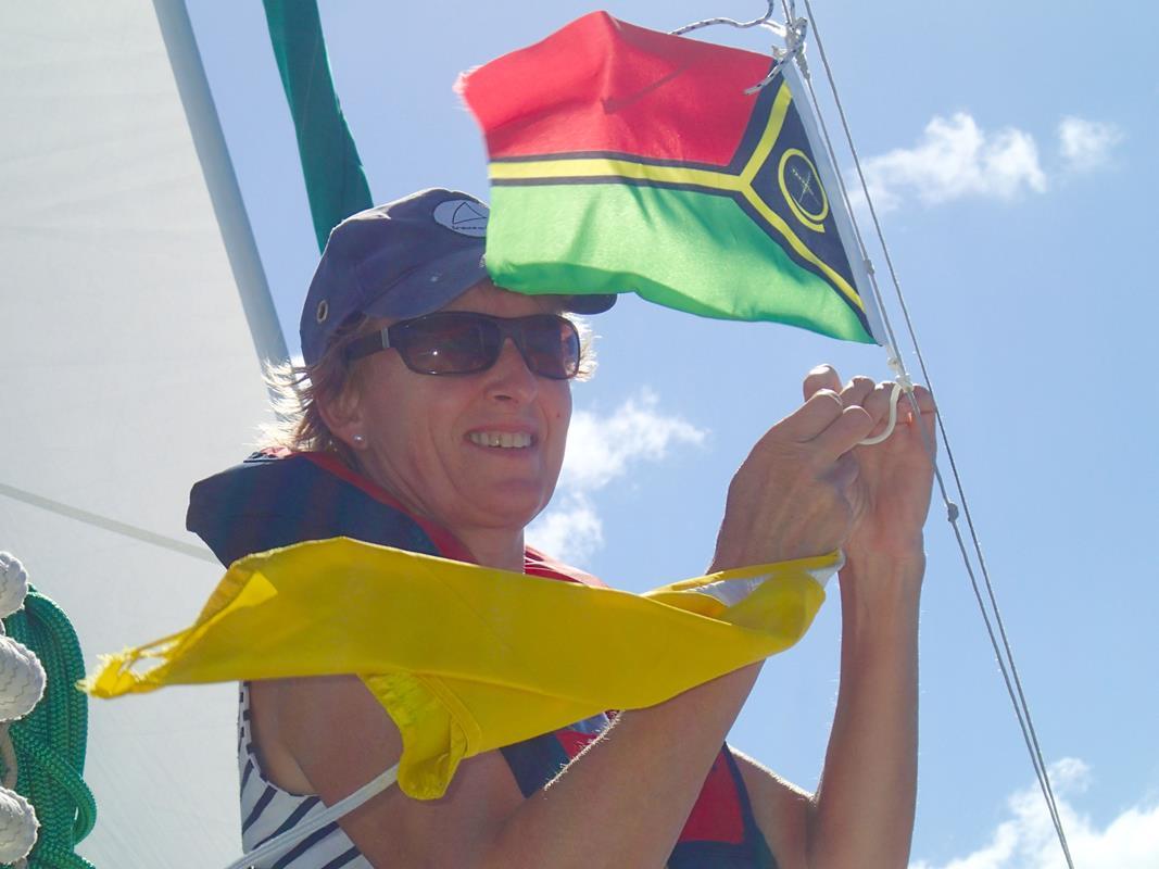 SuAn in der Inselwelt von Vanuatu